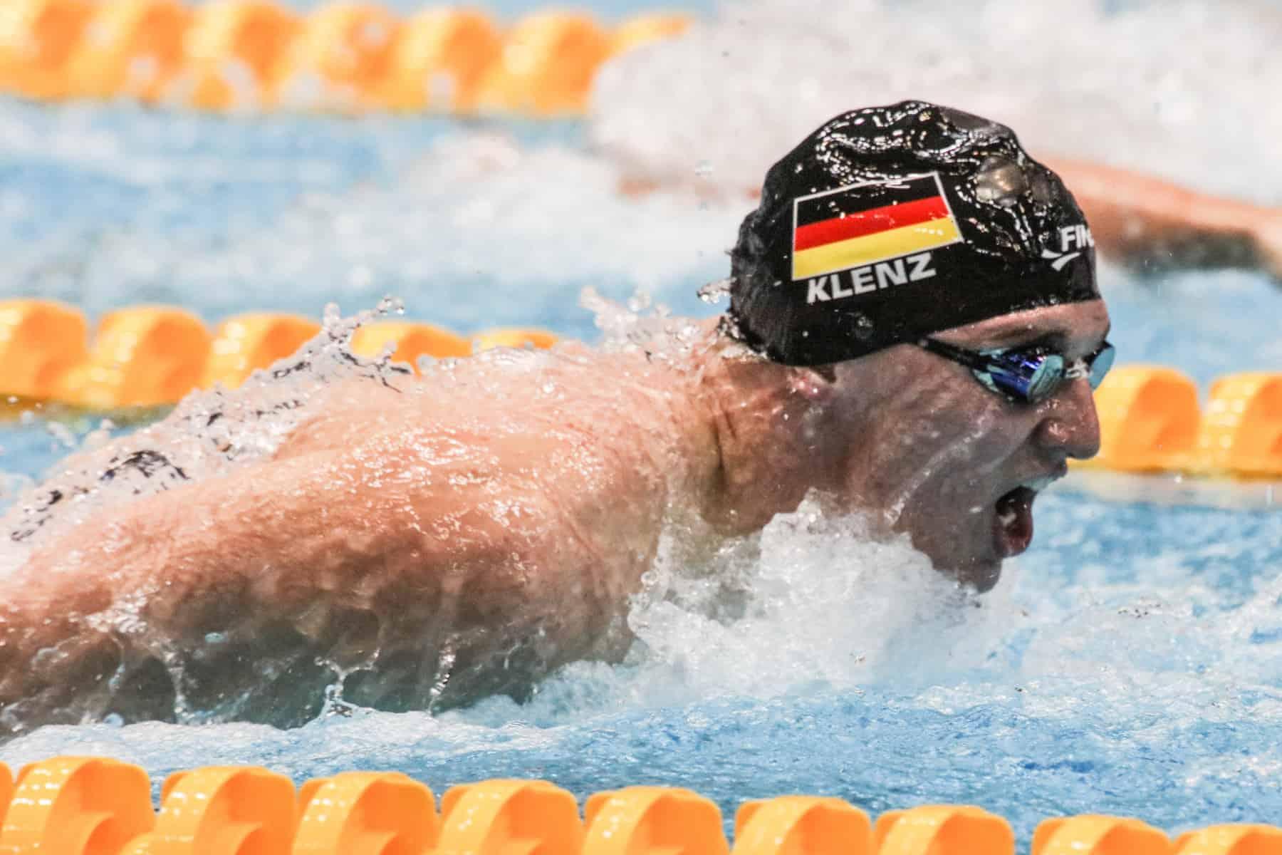 Der Hamburger schwimmt inzwischen für die SG Neukölln und ist spätestens seit seinem detschen Langbahnrekord über 200 Meter Schmetterling im vergangenen Jahr.