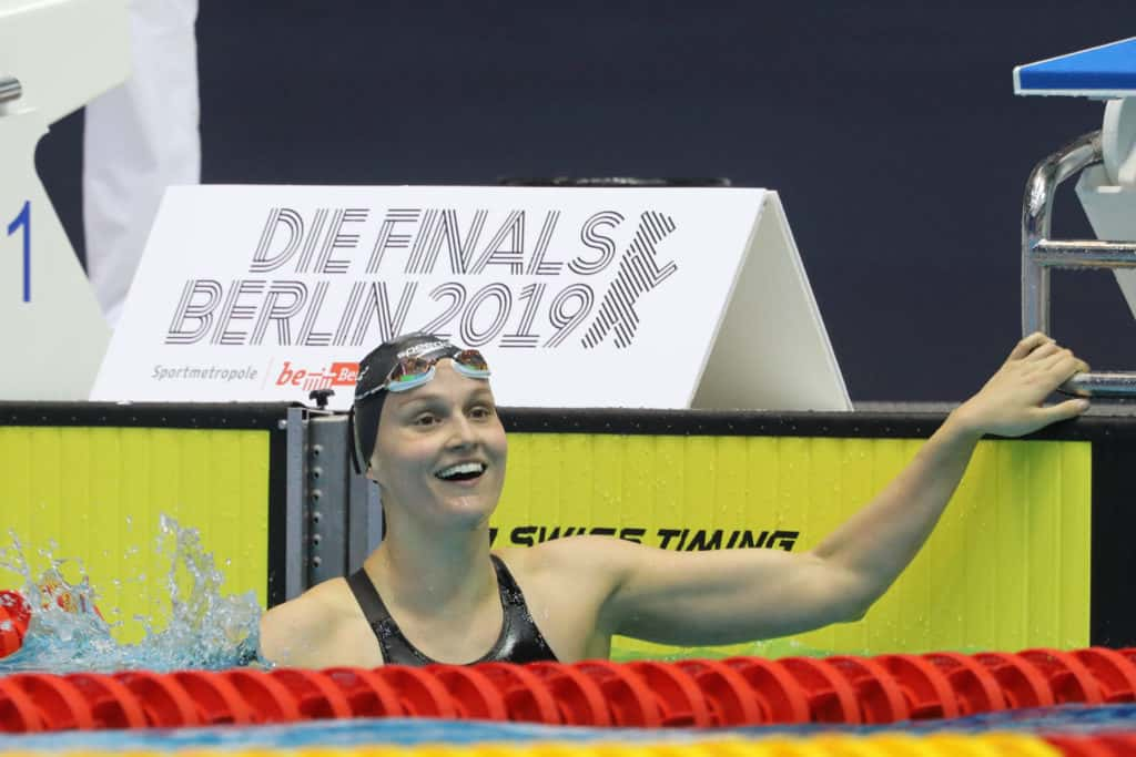 Annika Bruhn - 200 m Freistil