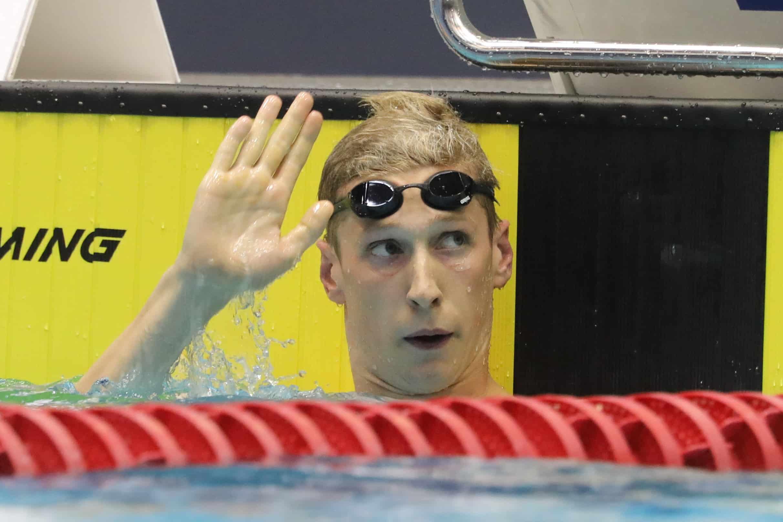 Florian Wellbrock - 400 m Freistil