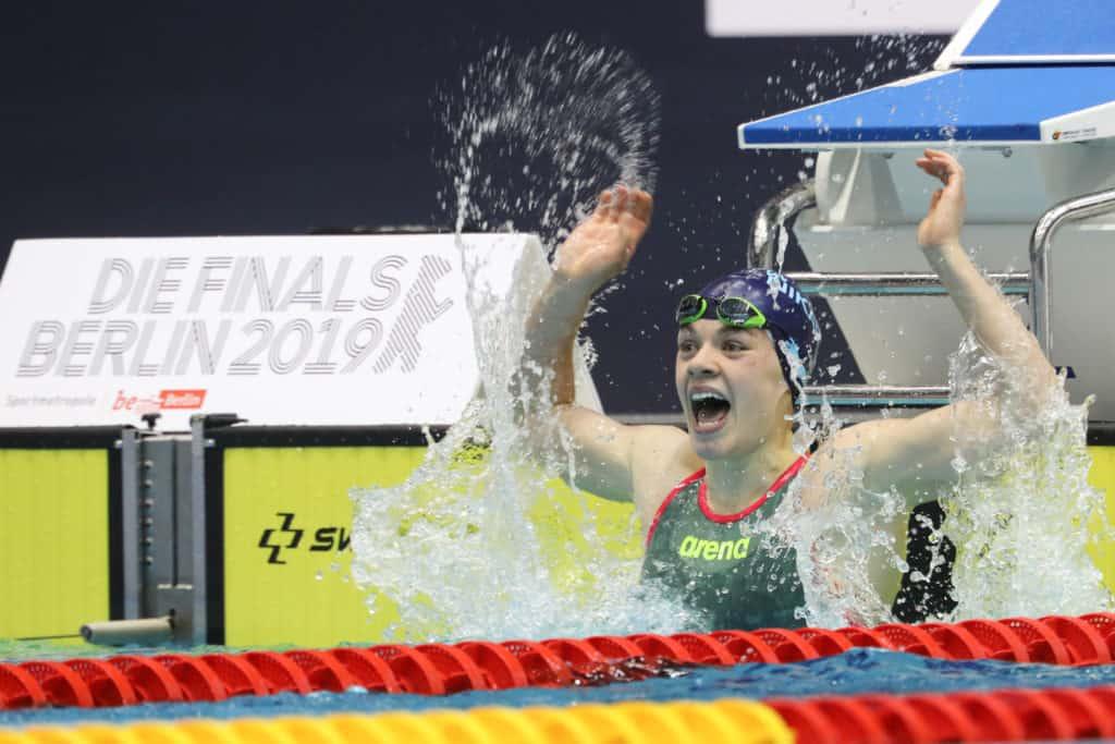 Zoe Vogelmann - 200 m Lagen