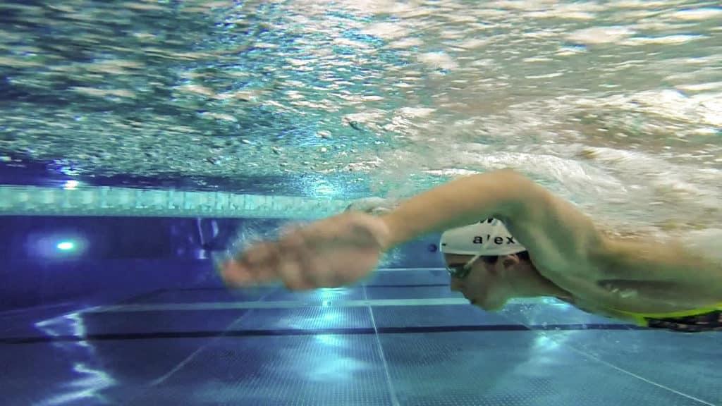 Alex Wenk Unterwasser