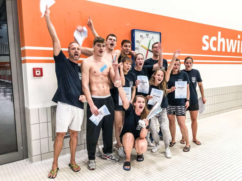 Vor Dortmund und Nordhorn: SCW Eschborn gewinnt zum dritten Mal DMS Masters - swim.de