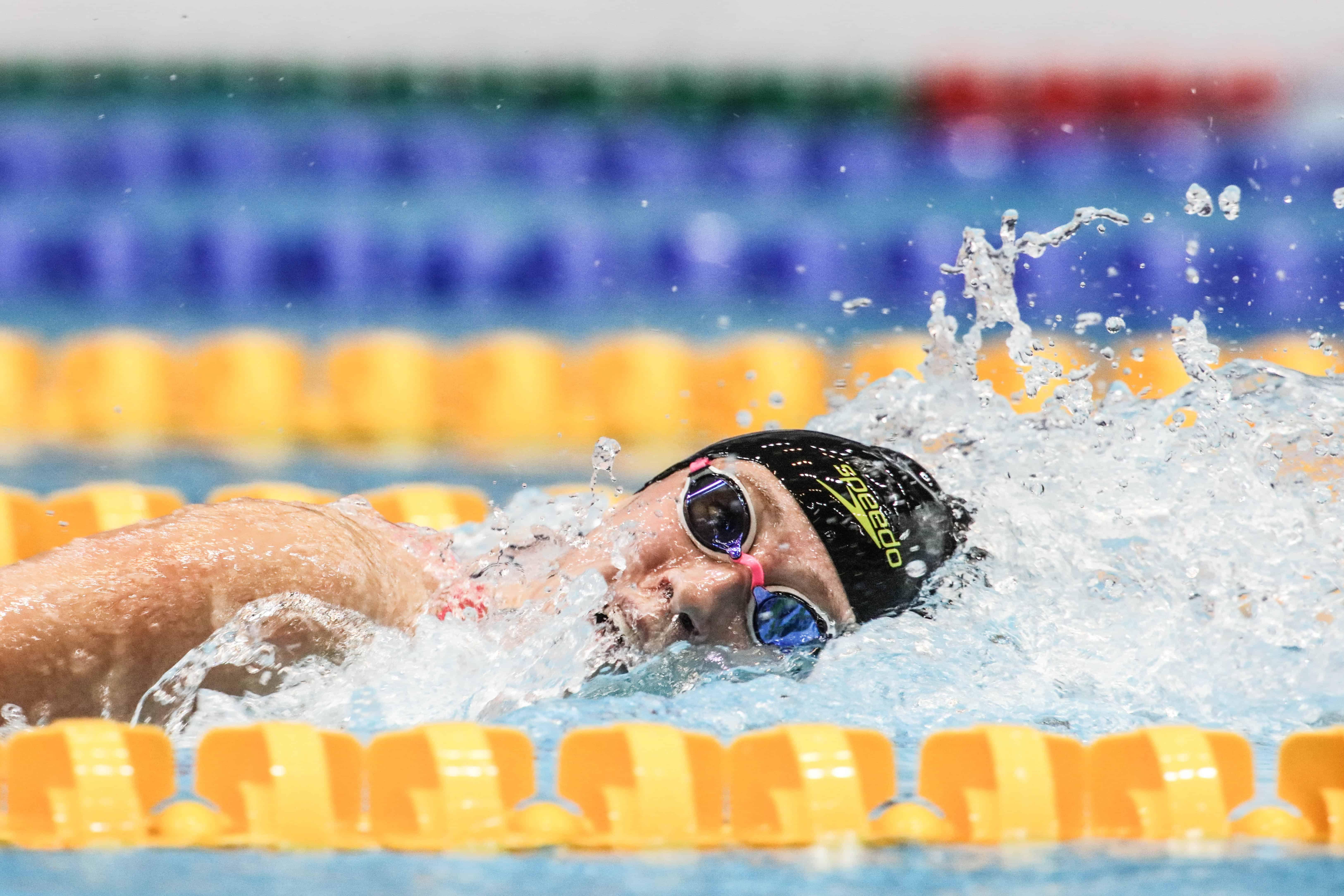 Deutsche Meisterschaft Schwimmen in Berlin - 02