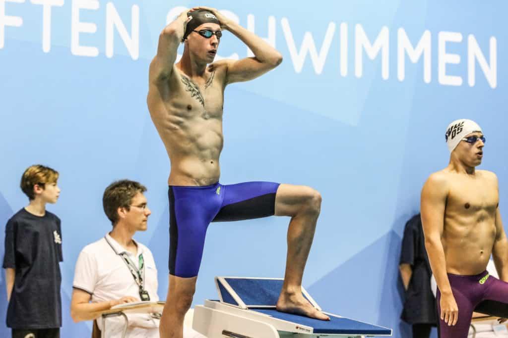 Deutsche Meisterschaft Schwimmen in Berlin - 04