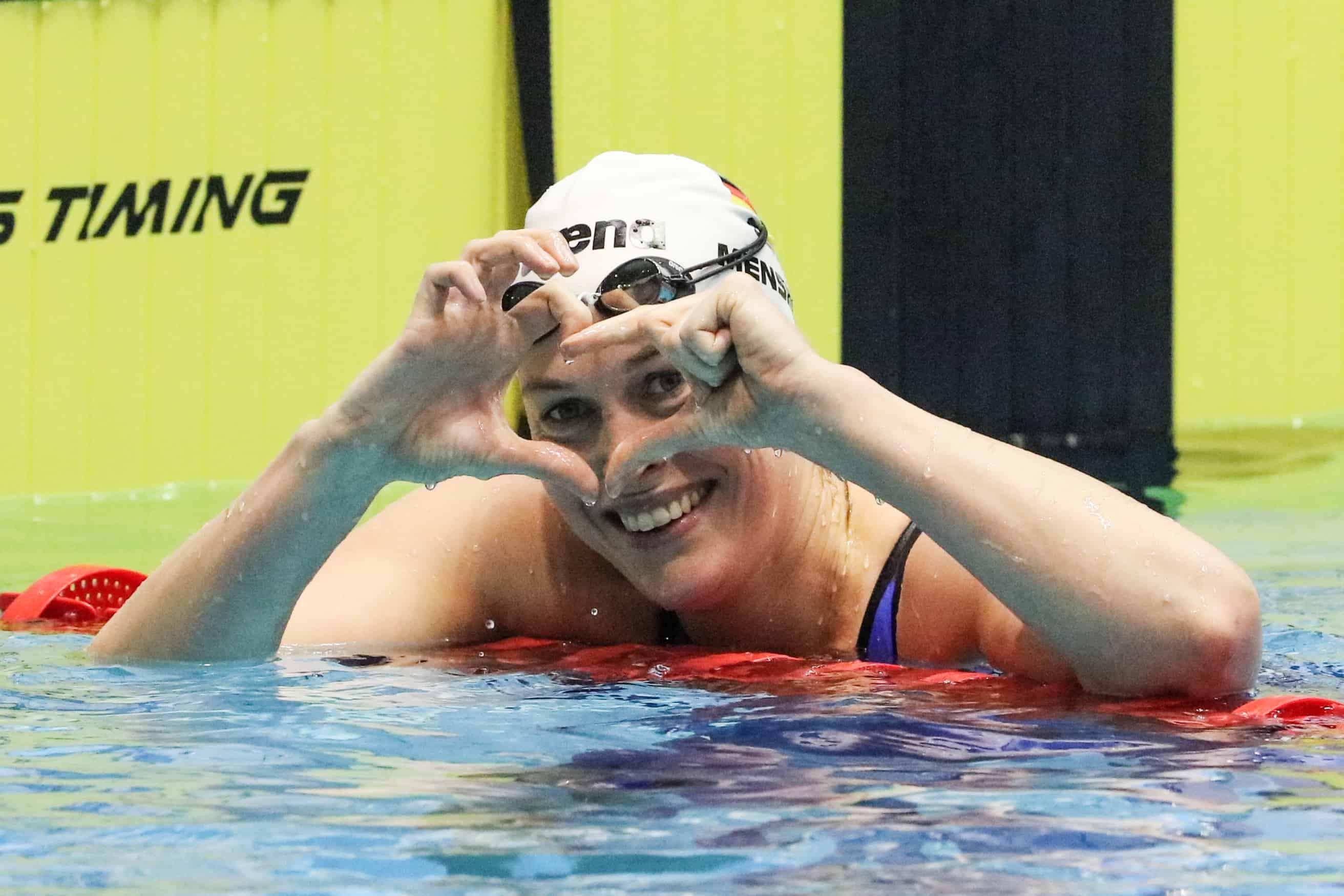 Deutsche Meisterschaft Schwimmen in Berlin - 15