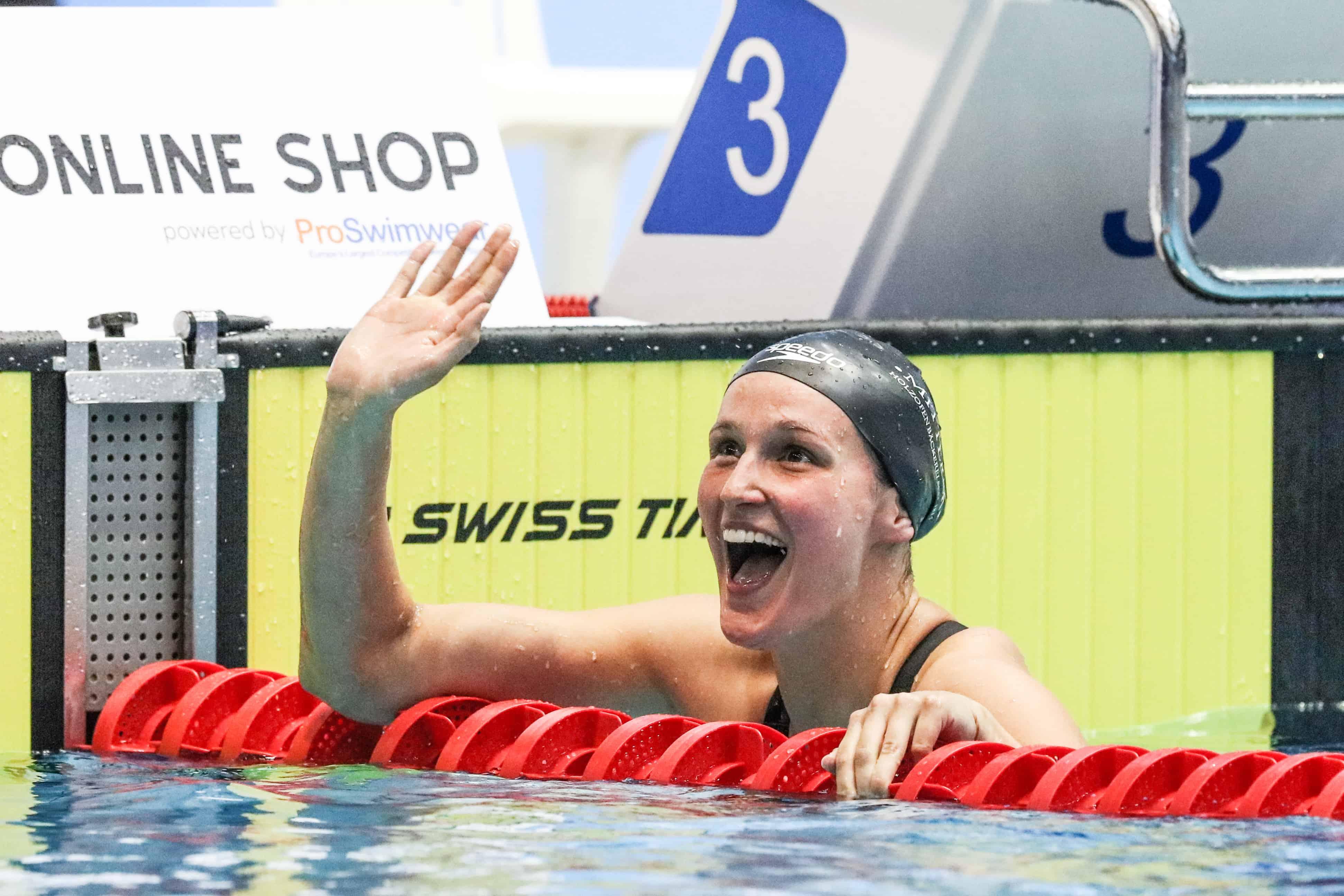 Deutsche Meisterschaft Schwimmen in Berlin - 19