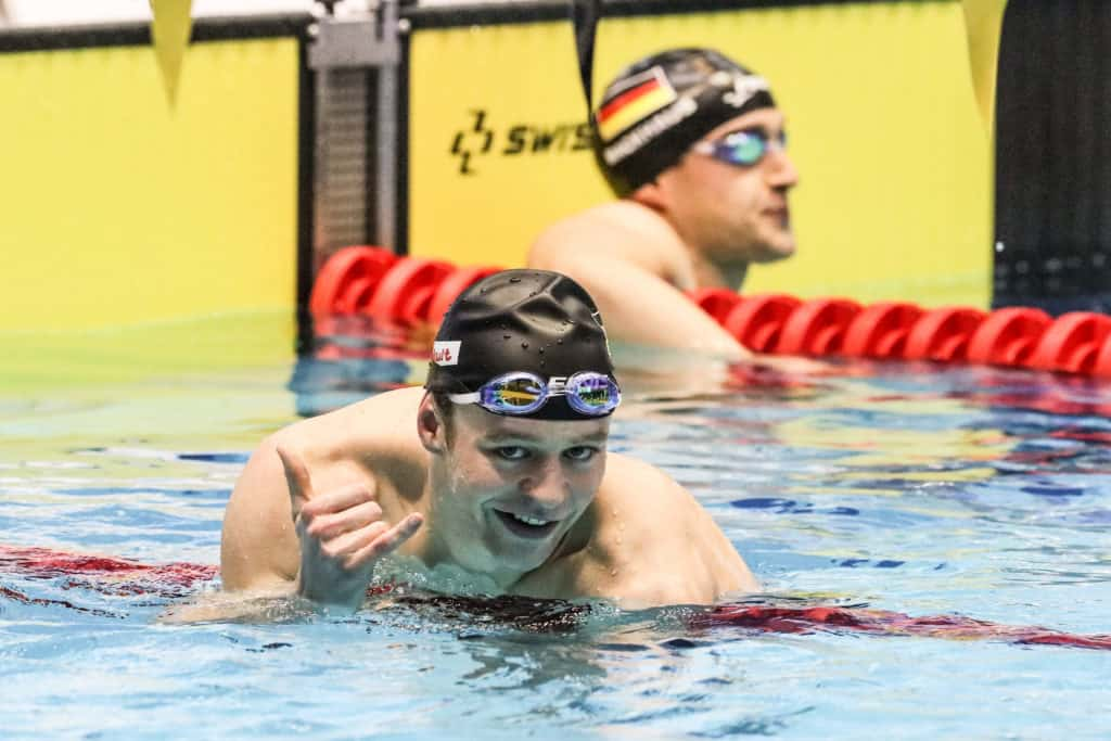 Deutsche Meisterschaft Schwimmen in Berlin - 20