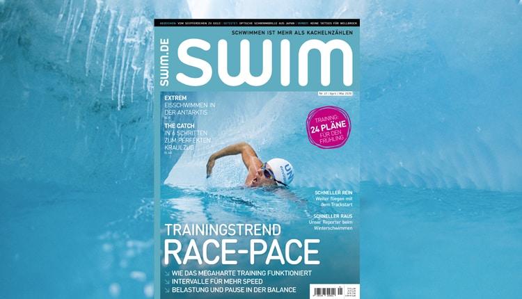 Cover der SWIM 41
