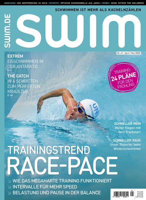 Cover der SWIM 41